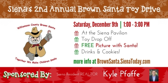 Brown Santa 2017 - ND