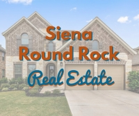 Siena Round Rock Real Estate