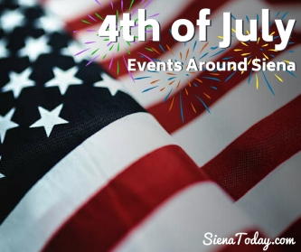 Siena 4th of July Events