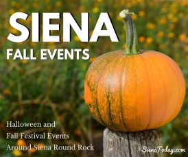 Siena Fall Events