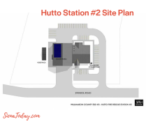 Fire Station Site Plan