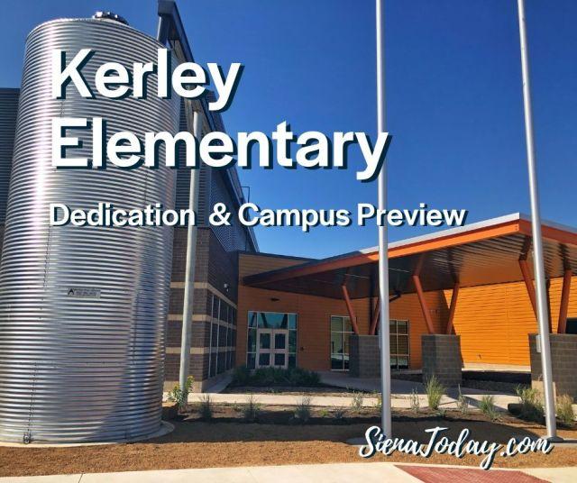 Kerley Dedication