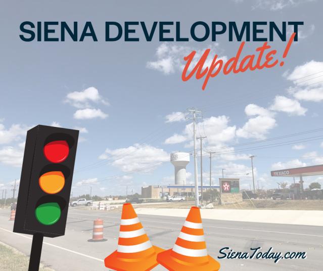 Siena Traffic Signal