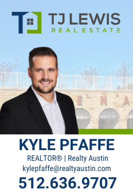 Connect and Work with Kyle Pfaffe, REALTOR!