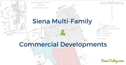 Siena Multi Family Update