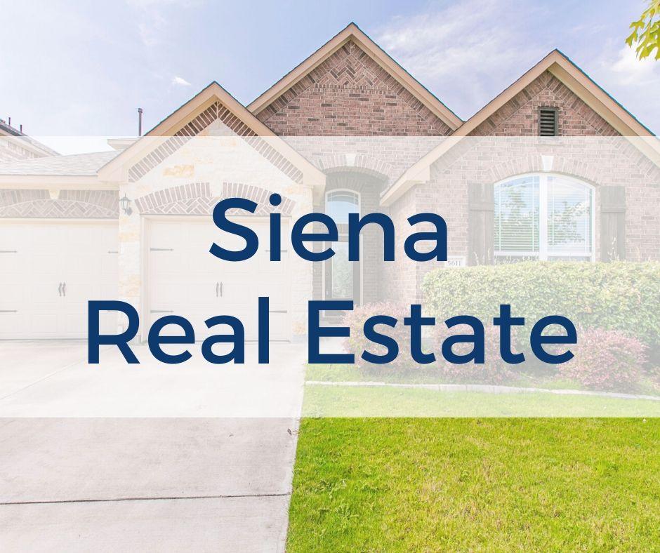 Siena Real Estate